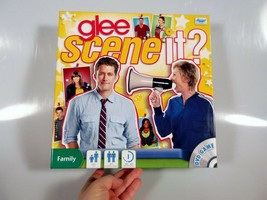 Glee Scene It DVD Family Board Game Sealed Contents Never Played Great Gift - $6.99