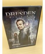 The Dresden Files - Season 1 (DVD, 2007, 3-Disc Set) - $6.68