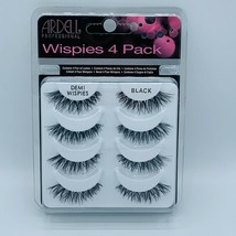Ardell Professional Eyelashes Wispies 4 Pack New - $10.88