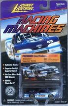 Johnny Lightning Racing Machines Mustang #49 Randy Ruhlman Diecast Toy C... - $9.95