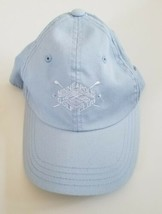 Minneapolis Golf Club Hat Cap Strapback Light Blue Junior Sports Minnesota - $8.90