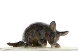 Hagen Renaker Miniature Armadillo Ceramic Figurine image 1