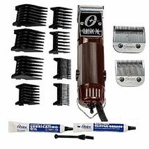 OSTER Classic 76 Hair Clipper Bundle - 2 items, includes pack of 8 plastic comb  - $186.12