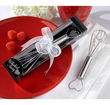 30 Whisked Away Heart Whisks Wedding Favors Bridal Shower Favors - $52.47