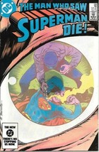 Superman Comic Book #399 DC Comics 1984 VERY FINE+ NEW UNREAD - $4.50