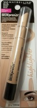 Maybelline Brow Precise perfecting highlighter 310 Medium - $2.96