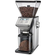 CUISINART CBM-20C Deluxe Conical Burr Mill Grinder, Silver  - $272.56