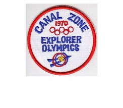 Boy Scouts of America BSA Canal Zone Council Explorer Olympics 1970 CZ, Panama 3 - $9.99