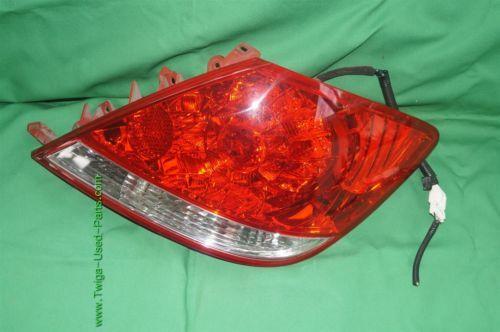 05-08 Acura RL LED Tail Light Lamp Passenger Right RH