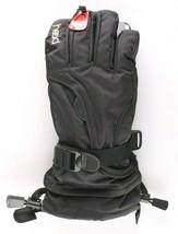 Head Junior Jr Black Insulated Ski Snowboard Winter Gloves M/6-10, L/10-14, XL