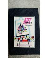 Disney Art Corner Poster Pin Streets of Paris Tomorrowland - $14.84