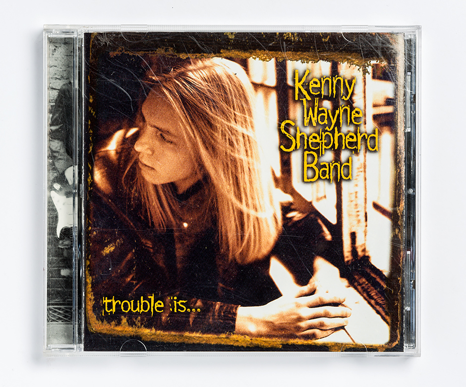 Kenny Wayne Shepherd - Trouble Is - Blues Rock Music CD