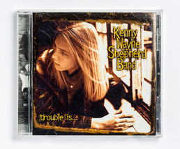Kenny Wayne Shepherd - Trouble Is - Blues Rock Music CD - $4.25