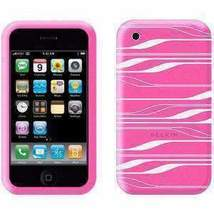 Belkin Silicone Sleeve - Pink for iPhone 3G - $21.95