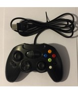 Gaming Edge Xbox GE1004 Black Wired Controller - $9.74