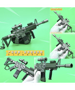 ·Fortnight Battle Royale Gun Keychain Toy Metal Action Figure Model Gun Toy - $13.89