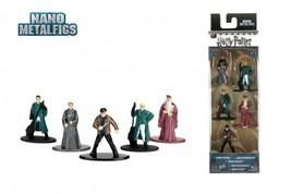 Harry Potter Nano Metalfigs Set of 5 Pack B Dumbledore Malfoy Figures NEW  - $9.89
