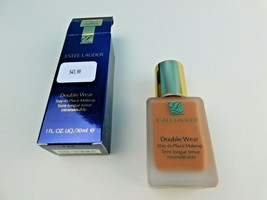 Estee Lauder Double Wear STAY-IN-PLACE Makeup 6C1 Rich Cocoa 1 Oz Boxed - $21.37