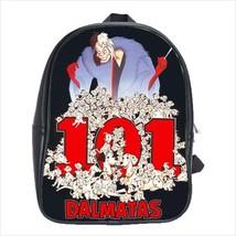 School bag 101 dalmatas bookbag backpack 3 sizes - $38.00+