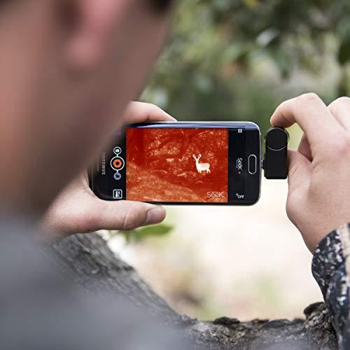 Seek Thermal XR Thermal Imaging Camera for Android UT-AAA