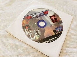 Top Gun: Combat Zones PS2 Playstation 2 - GAME DISC ONLY - $6.83