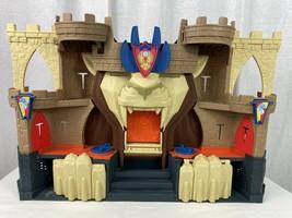 2014 Fisher Price Imaginext - Transformers - Lions Den - Large Castle BFR70 !!!! - $9.90