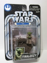 Star Wars Original Trilogy Collection OTC Yoda #02 - $15.79