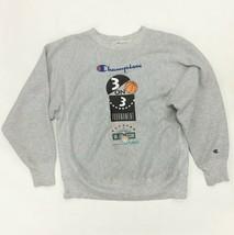 Vintage Champion Reverse Weave Sweatshirt 1993 NBA All Star Jam Session ... - $99.99