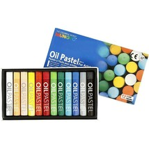 Oil Pastels Mungyo Brand 12 Pastels Quality Colours Art Supplies 70 x 11... - $7.20