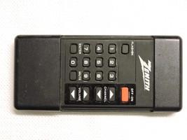 ZENITH 124-128-36 RemoteSJ0923X SL0923X SS1935W SS1937S SS1937S2 SS1937... - $8.96