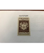 France Stamp Day mnh 1944  stamps - $1.20