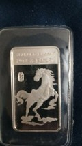 2014 1/2 oz Silver Bar - Year Of The Horse - $24.00