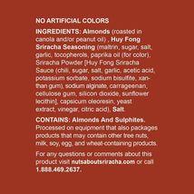 Sriracha Hot Chili Almonds- Seasoned with with Authentic Sriracha Flavor ~ 24 oz image 4