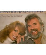 Kenny Rogers & Dottie West ‎– Every Time Two Fools Collide - $4.99