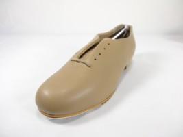 Capezio Tele Tone Jr Tap Dance Shoes Size 7.5M L9 65  Style #442  - $7.84