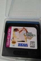 Fred Couples Golf Sega Game Gear Video Game Cartridge w/Clear Case Only ... - $9.40