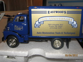 First Gear 1952 Gmc Eastwood Restoration CO-1/34 SCALE-FREE Shipping - $30.00