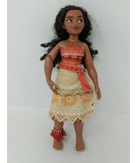 "Disney Store Singing Moana 11"" Inch Feature Doll Action Figure Articulat... - $14.84"