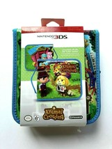 NEW PowerA Animal Crossing Universal DS Folio Case for Nintendo 3DS and 2DS - $14.20