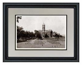 "Schooner Bay Co. 11"" x 14"" Clemson University - Cadets in Drill at Tillm... - $58.56"