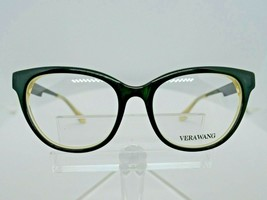 VERA WANG V 375 (BK) Black 51 X 17 130 mm Eyeglass Frame - $79.15