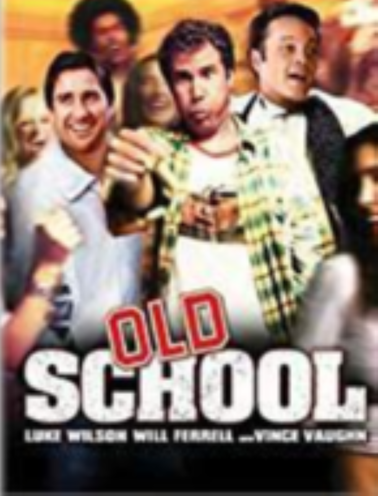 Old School Dvd