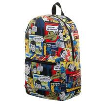 Star Trek All Over Print Comic Sublimated Backpack  - $56.98