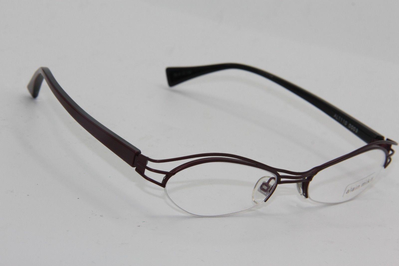 e2874dad8d New Alain Mikli Al 1110 0003 Red Eyeglasses and 50 similar items