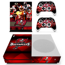 EPIC WEEK Buccaneers decal for xbox one S console and 2 controllers - $15.00