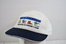 Golf Diabetes White/Blue  Baseball Cap Snap Back  - $17.99