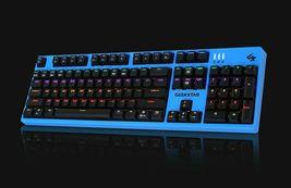 Geekstar GK703 Mechanical Gaming Keyboard English Korean Kailh Optical Switch image 3
