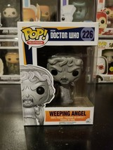 Funko Pop! Television Doctor Who Weeping Angel #226 Vinyl Figure WITH PR... - $29.88
