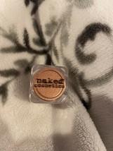 HE-04 Heavy Metal Naked Cosmetics Mica Pigment Eyeshadow Metallic Copper Orange - $7.06