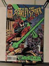 Web of the Scarlet Spider #2 dec 1995 - $2.94
